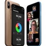 apple iphone xr and iphone xs for enterprise and businesses